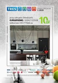 Gazetka promocyjna Tres - Katalog AGD Tres - ważna do 30-06-2020