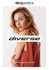 Gazetka promocyjna Diverse - Modne kreacje w Diverse - ważna do 22-05-2020
