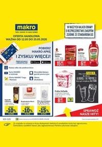 Gazetka promocyjna Makro Cash&Carry - Oferta handlowa Makro - ważna do 25-05-2020