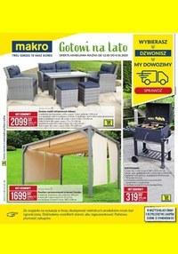 Gazetka promocyjna Makro Cash&Carry - Gotowi na lato z Makro - ważna do 08-06-2020