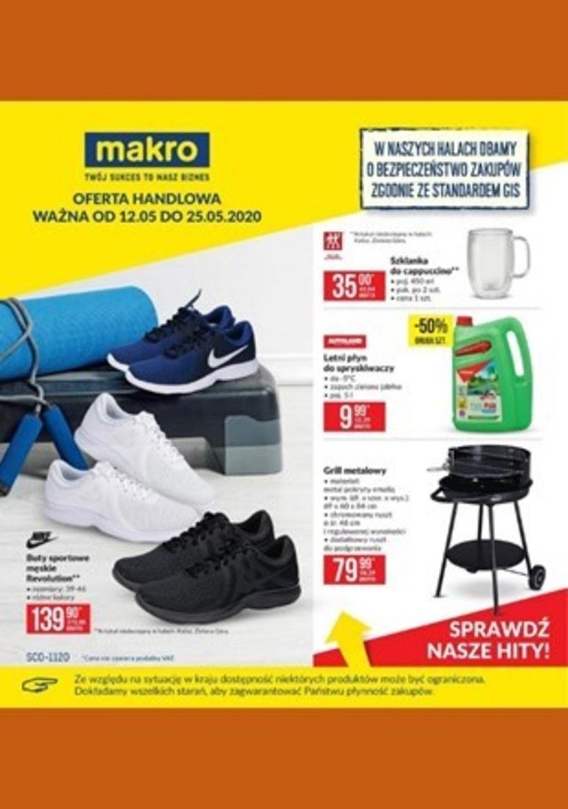 Makro Cash&Carry: 5 gazetki