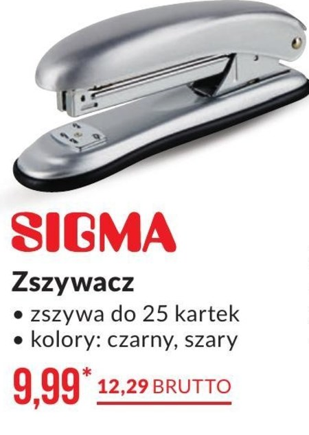 Zszywacz Sigma