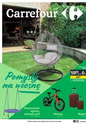 Gazetka promocyjna Carrefour - Carrefour - pomysł na wiosnę