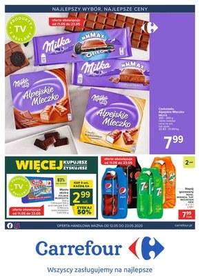 Najlepszy wybór, najlepsze ceny - Carrefour