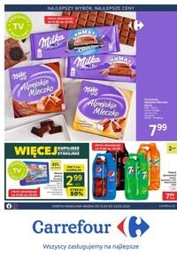 Gazetka promocyjna Carrefour - Najlepszy wybór, najlepsze ceny - Carrefour - ważna do 23-05-2020