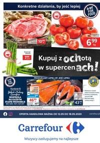 Gazetka promocyjna Carrefour - Kupuj z ochotą w Carrefour - ważna do 18-05-2020