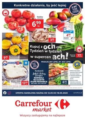Carrefour Market - kupuj z ochotą
