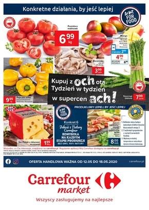 Oferta handlowa - Carrefour Market