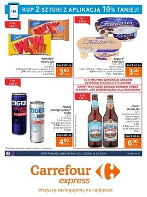 Wszyscy zasługujemy na najlepsze - Carrefour Express