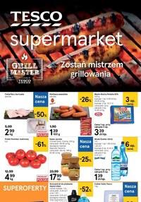 Gazetka promocyjna Tesco Supermarket - Promocje w sklepach Tesco Supermarket - ważna do 20-05-2020