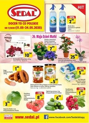 Promocje w sklepach Sedal