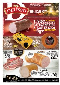Gazetka promocyjna Delisso - Promocje w sklepach Delisso - ważna do 13-05-2020