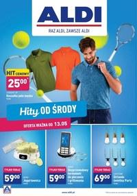 Gazetka promocyjna Aldi - Hity od środy w Aldi! - ważna do 17-05-2020