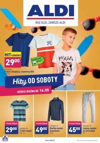 Gazetka promocyjna Aldi - Hity od soboty w Aldi - ważna do 23-05-2020