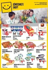 Gazetka promocyjna Uśmiechnięte zakupy - Dzień matki z siecią Uśmiechnięte Zakupy - ważna do 31-05-2020