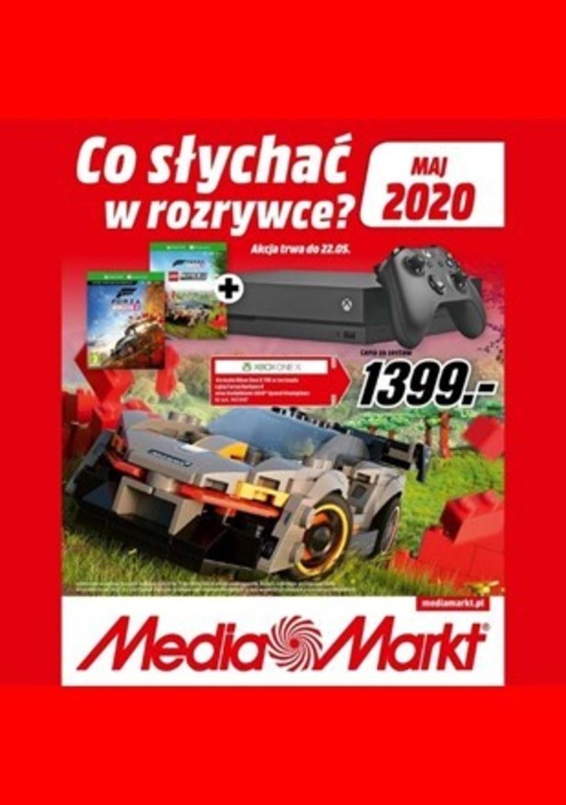Gazetka promocyjna Media Markt - wygasła 5 dni temu