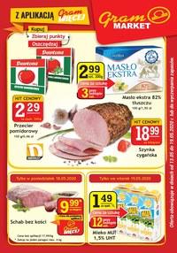 Gazetka promocyjna Gram Market - Okazje w Gram Market! - ważna do 19-05-2020