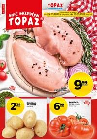 Gazetka promocyjna Topaz - Super ceny w sklepach Topaz! - ważna do 20-05-2020
