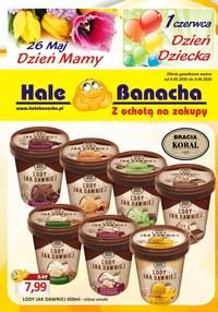 Gazetka promocyjna Hala Banacha - Gazetka promocyjna Hala Banacha - ważna do 08-06-2020