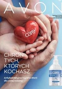 Gazetka promocyjna Avon - Zadbaj o najbliższych z Avon! - ważna do 20-05-2020