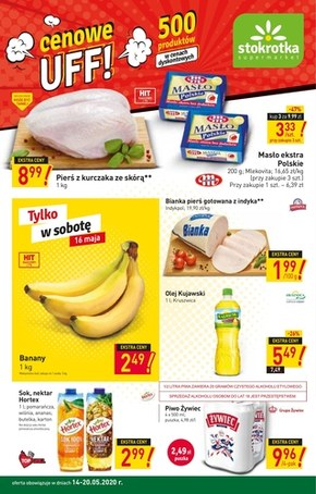 Odpocznij od wysokich cen - Stokrotka Supermarket