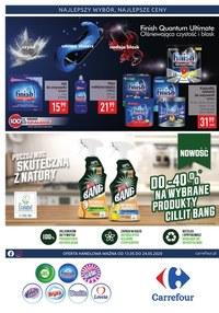 Gazetka promocyjna Carrefour - Sprzątaj z Carrefour! - ważna do 24-05-2020