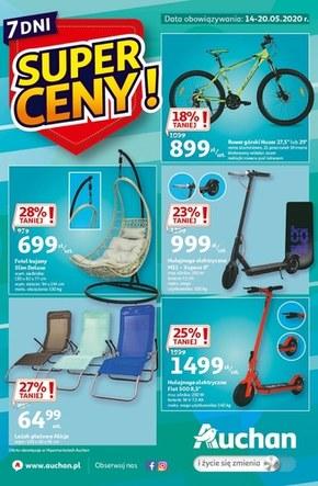 Super ceny w Auchan Hipermarket