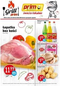 Gazetka promocyjna Prim Market - Świeżo i lokalnie w Prim Market - ważna do 20-05-2020