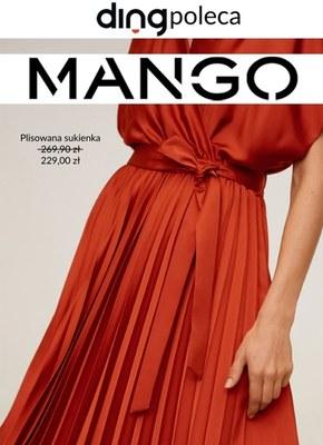 Obniżki cen w Mango