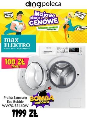 Bombowe ceny w Max Elektro