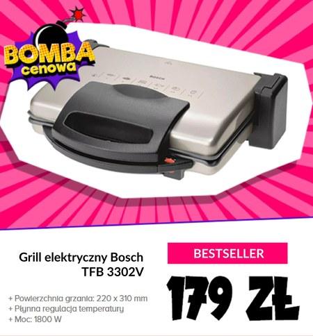 Grill elektryczny TFB 3302V Bosch