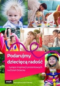 Gazetka promocyjna EMPiK - Dzień Dziecka w Empik - ważna do 02-06-2020