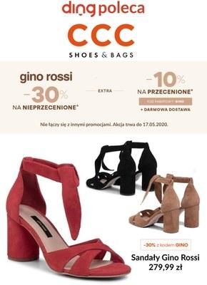 Promocje Gino Rossi w CCC