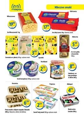 Promocje w sklepach Mokpol