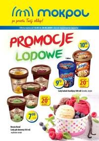 Gazetka promocyjna Mokpol - Promocje w sklepach Mokpol - ważna do 26-05-2020