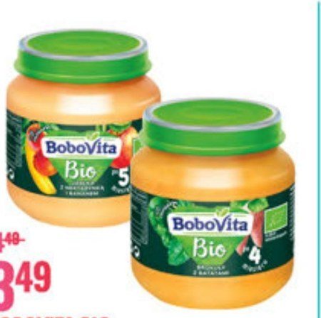 Danie dla dziecka BoboVita