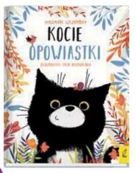 Kocie opowiastki Magdalena Szczepańska