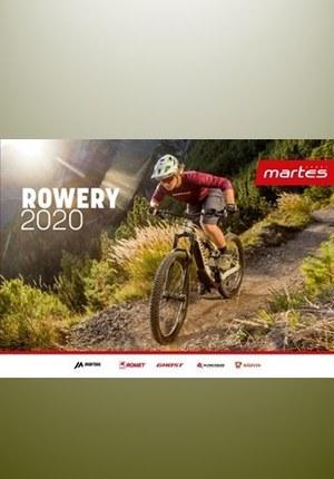 Gazetka promocyjna Martes Sport - Rowery 2020 - Martes Sport