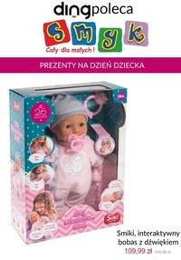 Gazetka promocyjna Smyk - Promocje na dzień dziecka w Smyku - ważna do 28-05-2020