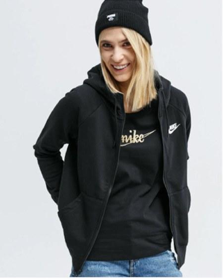Bluza z kapturem damska Nike