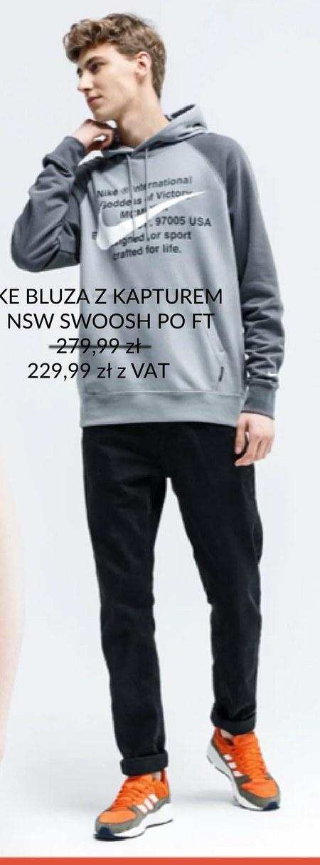 Bluza z kapturem Nike