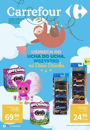 Gazetka promocyjna Carrefour - Dzień dziecka w Carrefour!