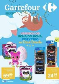 Gazetka promocyjna Carrefour - Dzień dziecka w Carrefour! - ważna do 01-06-2020