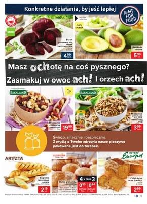 Spożywcza oferta Carrefour!