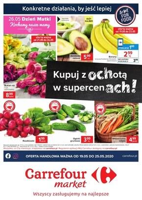 Oferta spożywcza Carrefour Market!