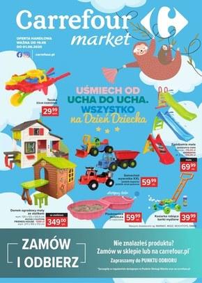 Dzień dziecka świętuj z Carrefour Market!