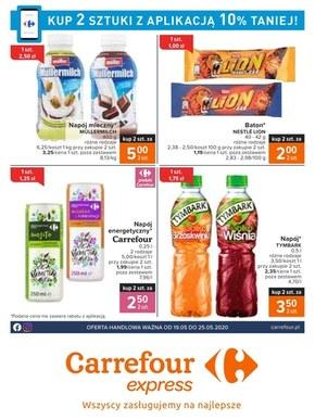 Sprawdź promocje w Carrefour Express