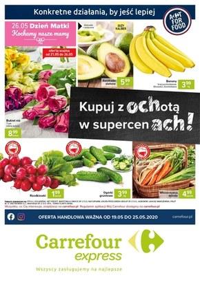 Kupuj z ochotą w Carrefour Express