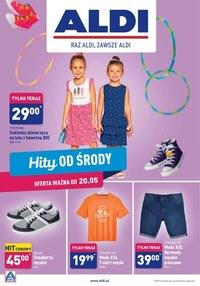 Gazetka promocyjna Aldi - Hity od środy w Aldi!  - ważna do 23-05-2020
