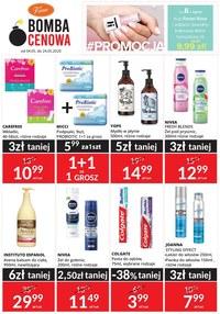 Gazetka promocyjna Vica - Bomba cenowa w drogerii Vica - ważna do 24-05-2020